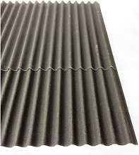 Roofing kit for 3x5ft, 3x6ft and 4x6ft garden