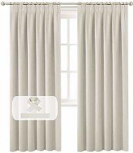 Room Darkening Window Curtain Panels, Easy Care