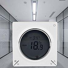 Room Temperature Controller Energy Saving ABS