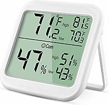 Room Thermometer Hygrometer, Digital Thermometer