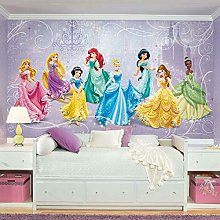 Disney Princess Mural Shop It Now Online Uk Lionshome