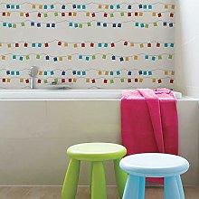ROOMMATES RMK11340RL Lanterns Adhesive Wallpaper,