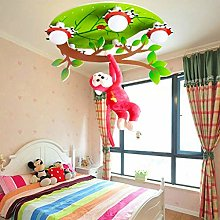 Rooms Monkey Children Ceiling Pendant Lamp Lights