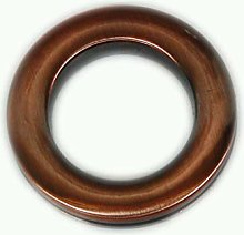 Roomserve Curtain Eyelet Rings - Antique Copper
