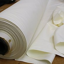 Roomserve Ivory Poly/Cotton Sateen Curtain Lining