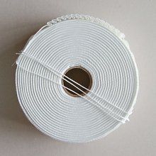 Roomserve Pencil Pleat Curtain Tape - Woven Pocket