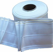 "Roomserve Pinch Pleat Curtain Tape - 4"" Woven"