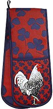 Rooster Double Oven Gloves