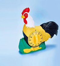 Rooster Kitchen Timer by Coopers of Stortford