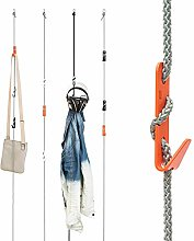 Ropehooks - a clever hook system to use it as a