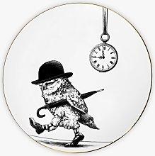 Rory Dobner Owl O'Clock Plate, Dia.16cm