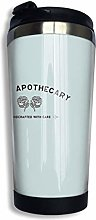 Rose Apothecary Vacuum Insulated Stainless Steel