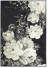 Rose Floral Rug