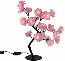 Rose Flower LED Light - USB LED Rose Light String,