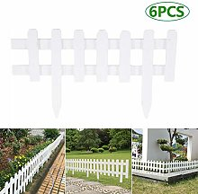rosemaryrose Garden Fencing,Wooden Panel Picket