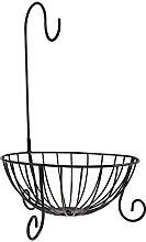 ROSENICE Wire Fruit Basket Metal Fruit Bowl with