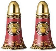 Rosenthal Versace Medusa Salt/pepper shaker 2 pcs.