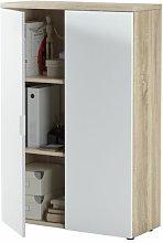 Roser 2 Door Storage Cabinet Brayden Studio