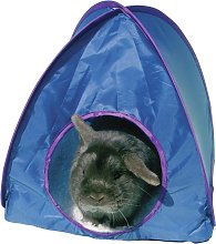 Rosewood Pop Up Rabbit Tunnel and Tent