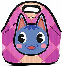 Rosie Animal Crossing Insulated Lunch Bag Tote