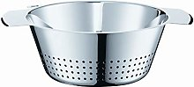 Rosle Collapsible Colander, Stainless steel,