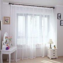 rostsp Eyelet Curtains White Sheer Curtains Window