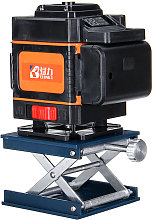 Rotary 3D Laser Level 12 Lines Self Leveling Cross