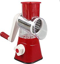 Rotary Cheese Grater, Vacuum Suction Cup Non-Slip