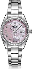 Rotary Ladies Silver Stainless Steel Watch