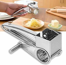 Rotary Stainless Steel Blades Slicer Cheese Grater