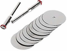 Rotary Tool Accessories Kit 10 X 22mm Wood Saw