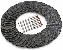 Rotary Tool Accessories Kit 50 Pieces of 1 1/4