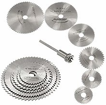 Rotary Tool Accessories Kit 7 Pieces/Set of