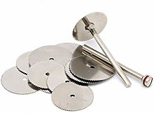 Rotary Tool Accessories Kit Stainless Steel Slice