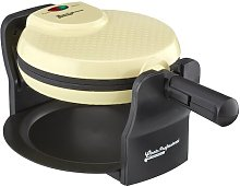 Rotary Waffle Maker with Lid Cooks Professional