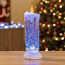 Rotating Color Changing Glitter LED Romantic