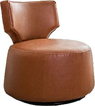 Rotating sofa chair, single lazy sofa chair, light