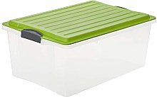 Rotho, Compact, Storage box 38 l with lid A3,