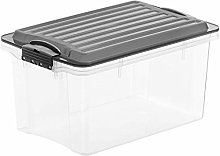 Rotho, Compact, Storage box 4.5 l with lid A5,