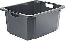 Rotho, Reverso, Storage box 46 l, Plastic (PP) BPA