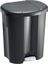 Rotho, Trio, Waste bin 1x 10l 2x 15l for waste