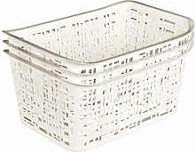 Rotho, Urban, Set of 3 Storage basket 5l, Plastic