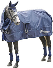 Rothwell Roll Up Horse Turnout Rug (XS) (Navy) -