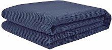 Rotman Tent Carpet Sol 72 Outdoor Colour: Blue,