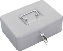Rottner Cash Box Traun 3 Silver
