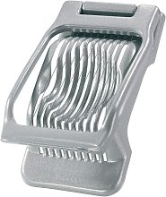 Round and Oval Slice Egg Cutter, Stainless Steel