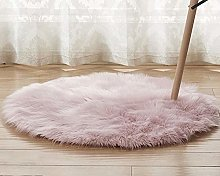 Round Area Rugs Super Soft Fluffy Home Shaggy