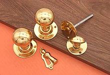 Round Ball Mortice Door knob with