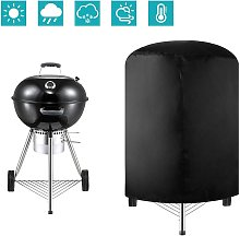 Round Barbecue Cover, Oxford Cloth 420D Waterproof