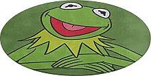 Round Bath Mat Kermit The Frog Bathroom Rug Coral